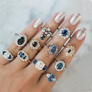 Jewelry - 11PC RING SET